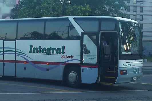 Avtobus Integral Kočevje