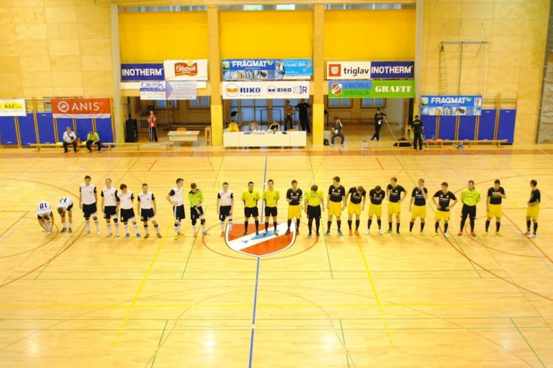 2. krog 2. SFL 2012/13: Fragmat Extrem – ŠD Brezje Maribor 3:2 (0:0)