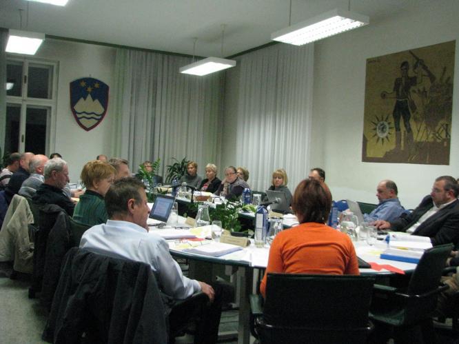 13. redna seja Občinskega sveta Občine Ribnica
