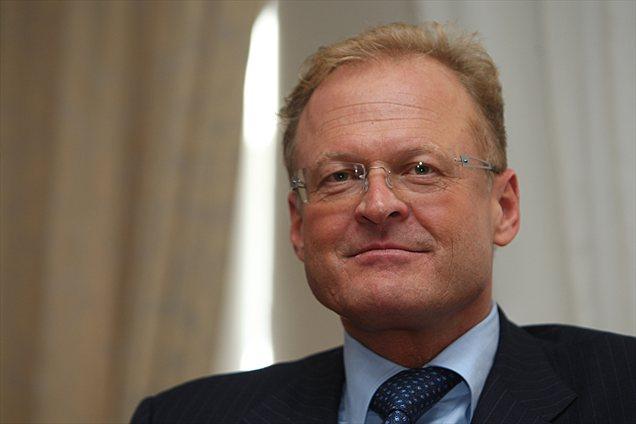 Janez Škrabec, direktor podjetja Riko