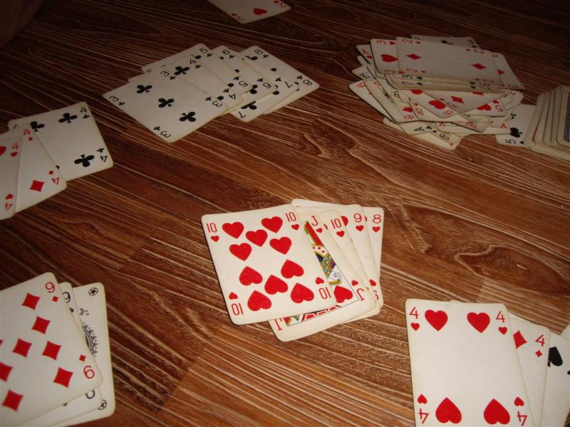 Rummy Karten