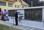 Na predsednika Pahorja je županov pogum sprave naredil globok vtis. : Bojan Rajšek