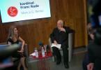 Kardinal Franc Rode - gost četrtkovega večera v Škrabčevi domačiji