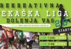 Rekreativna tekaška liga Dolenja vas 2016