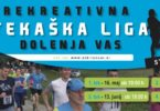 Rekreativna tekaška liga Dolenja vas 2017