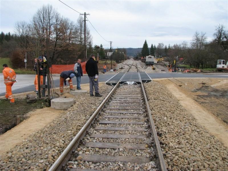 Obnova železniške proge med Kočevjem in Ljubljano